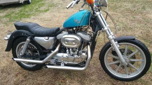 1990 Harley Davidson Sportster